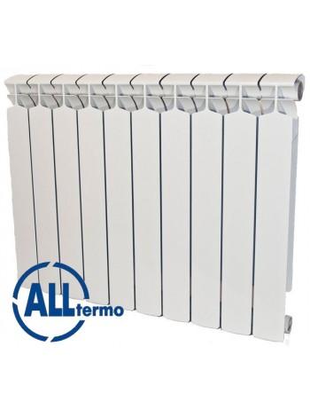 биметаллический радиатор Alltermo Uno Bimetal купить