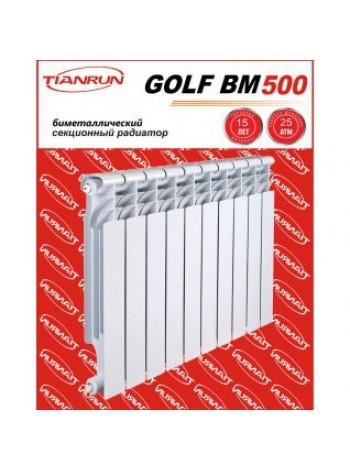 биметаллический радиатор Tianrun Golf BM купить
