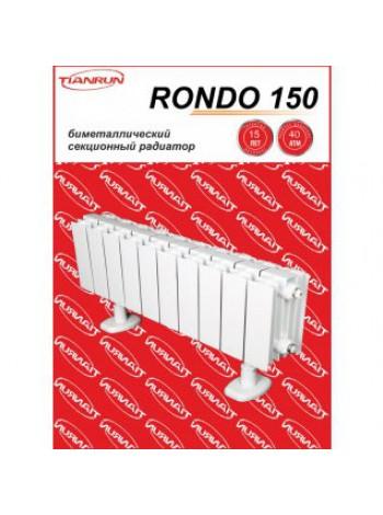 биметаллический радиатор Tianrun Rondo 150 купить