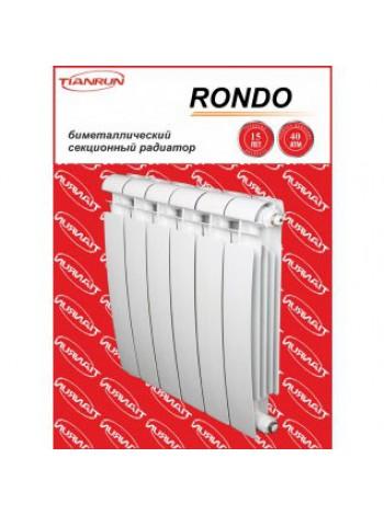 биметаллический радиатор Tianrun Rondo купить