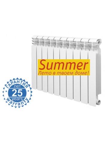 биметаллический радиатор Mirado Summer купить