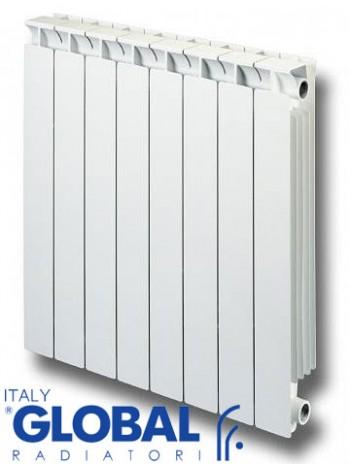биметаллический радиатор Global Style купить