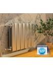 биметаллический радиатор Piano Forte Silver Satin купить