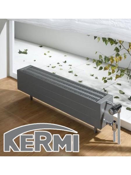 Конвектор Kermi KNN | Тип 21 | Высота 140 | Боковое подключение