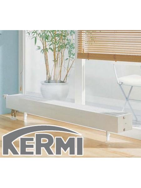 Конвектор Kermi KNV | Тип 21 | Высота 140 | Нижнее подключение