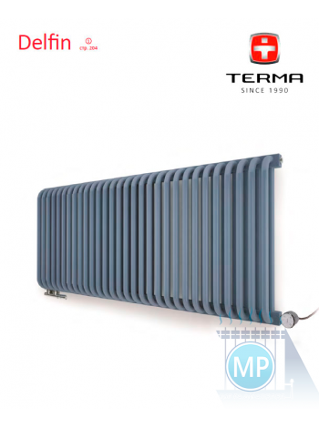 Terma Delfin, Дизайнерские радиаторы Терма