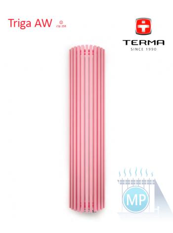Terma Triga AW, Дизайнерские радиаторы Терма