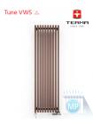 Terma Tune VWS, Дизайнерские радиаторы Терма
