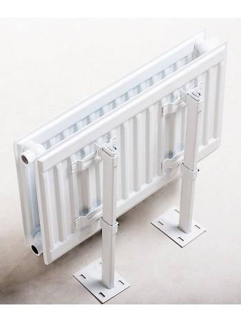 Напольный кронштейн радиатора стального | Консоль напольная для стального радиатора