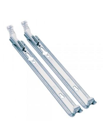 Универсальный настенный кронштейн для стальных радиаторов H300 | Консоль настенная для стального радиатора