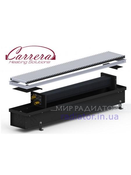 4 S/S2 Black 120 | Внутрипольные конвектора CARRERA без вентилятора
