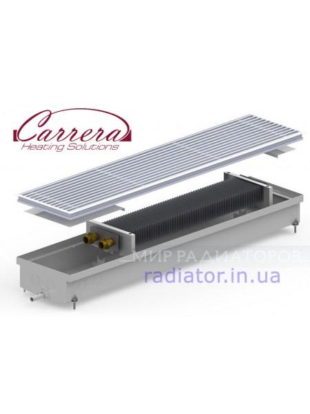 S (C)/S2 (C2) Hydro | Внутрипольные конвектора CARRERA для влажных помещений без вентилятора