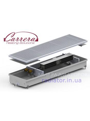 CARRERA внутрипольные конвектора Hydro для влажных помещений с вентилятором