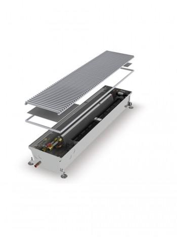 Внутрипольные конвектора MINIB COIL-HC с вентилятором для влажных помещений