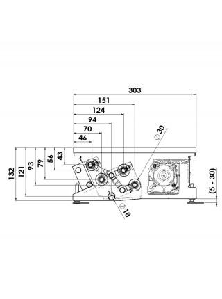 COIL-HC 4-pipe | Внутрипольные конвектора MINIB с вентилятором с возможностью охлаждения