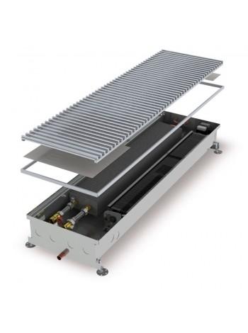 Внутрипольные конвектора MINIB COIL-KO с вентилятором для влажных помещений