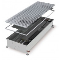 COIL-KO2 | Внутрипольные конвектора MINIB с вентилятором для влажных помещений