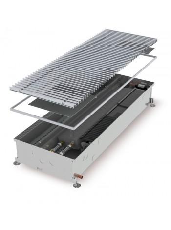 Внутрипольные конвектора MINIB COIL-KO2 с вентилятором для влажных помещений