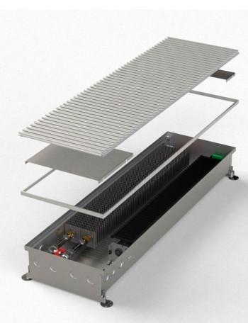 Внутрипольные конвектора MINIB COIL-KT с вентилятором