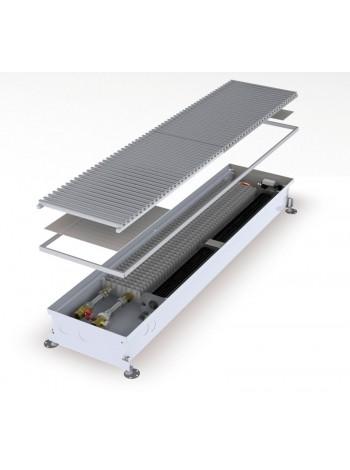 Внутрипольные конвектора MINIB COIL-KT3 105 с вентилятором