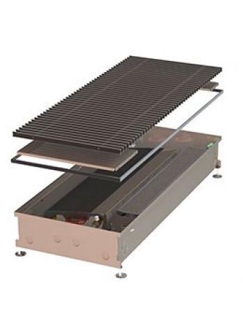 Внутрипольные конвектора MINIB COIL-KTW с вентилятором