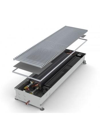 Внутрипольные конвектора MINIB COIL-MO с вентилятором для влажных помещений