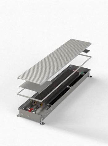 Внутрипольные конвектора MINIB COIL-T80 с вентилятором