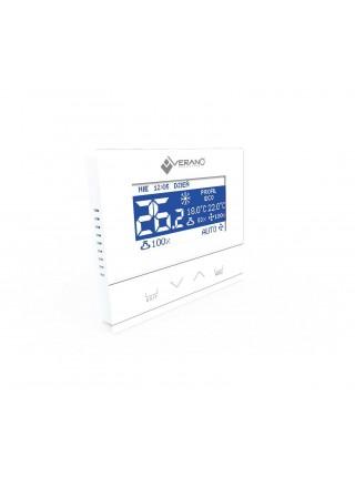 Комнатный настенный термостат VER-24S для принудительной конвекции