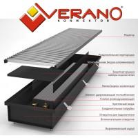 Внутрипольный конвектор Verano VK 15 без вентилятора