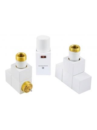Комплект термостатический Schlosser Square 16x2mm PEX