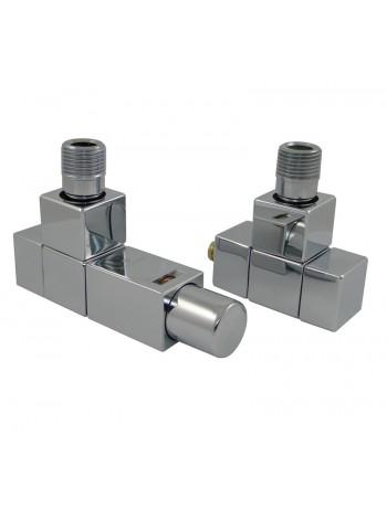 Термостатический комплект Schlosser Square 15x1mm Cu