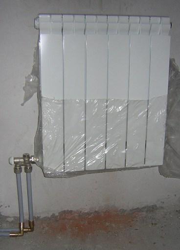 Примеры подключения радиаторов